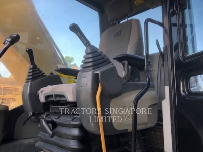 CATERPILLAR TRACK EXCAVATORS 320D equipment  photo 17