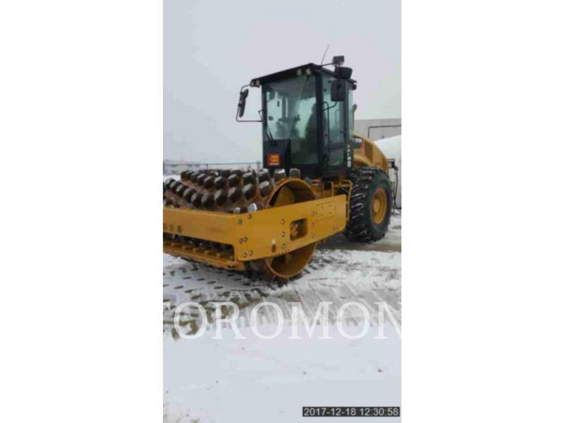 CATERPILLAR COMPACTADORES CP56B equipment  photo 1