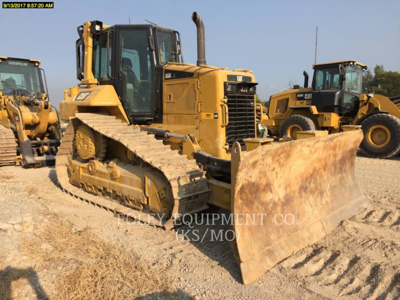 CATERPILLAR TRACK TYPE TRACTORS D6NXLVPA equipment  photo 1