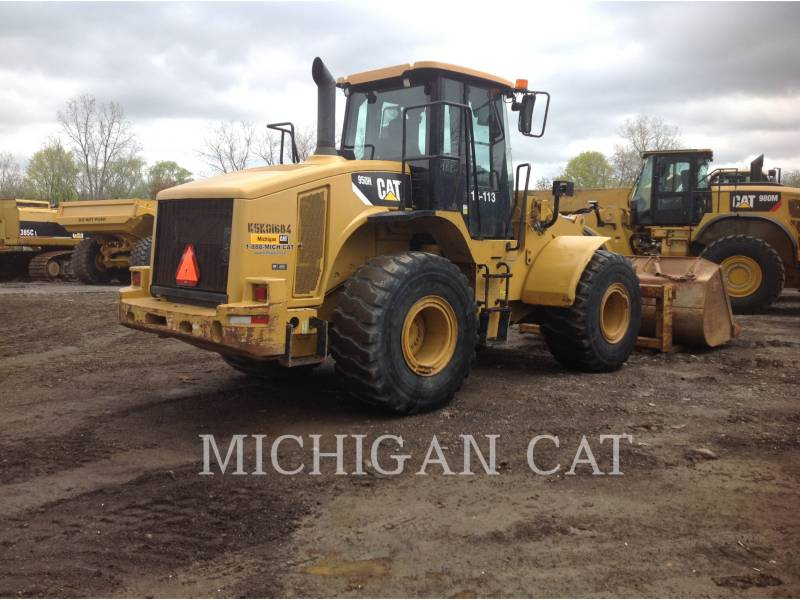 CATERPILLAR WHEEL LOADERS/INTEGRATED TOOLCARRIERS 950H S+ equipment  photo 3
