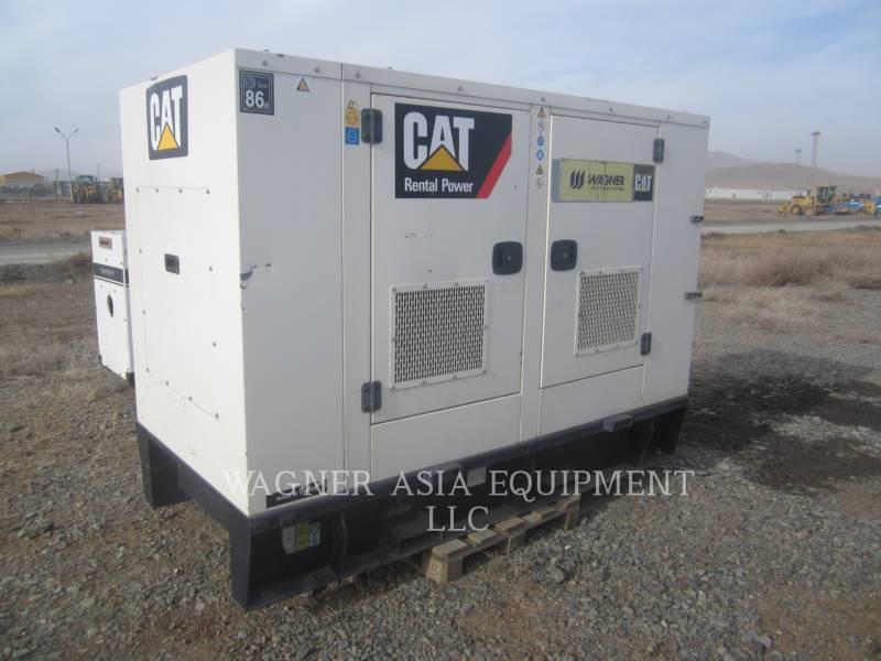 OLYMPIAN CAT STATIONARY GENERATOR SETS XQE30-2 equipment  photo 7