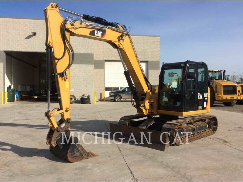 CATERPILLAR PELLES SUR CHAINES 308E2 RBQ equipment  photo 1