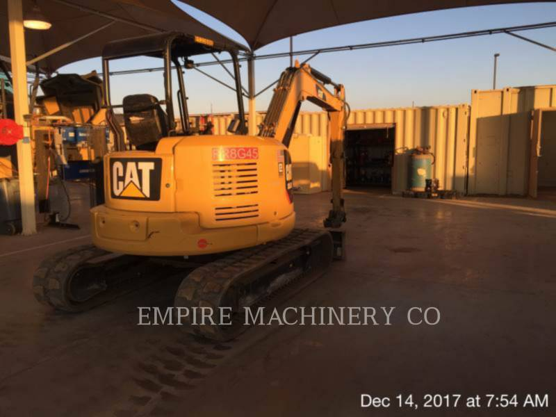 CATERPILLAR EXCAVADORAS DE CADENAS 305.5E2 OR equipment  photo 2