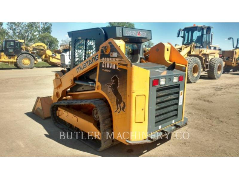 MUSTANG MANUFACTURING KOMPAKTLADER 2100RT equipment  photo 3