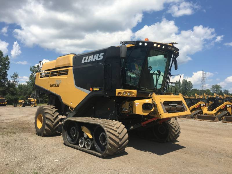 CLAAS OF AMERICA COMBINÉS LEXION 750 equipment  photo 6