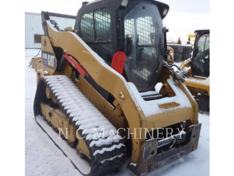 CATERPILLAR MINICARREGADEIRAS 299D XHP equipment  photo 2