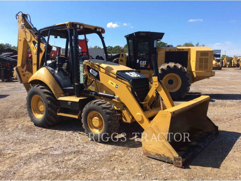 CATERPILLAR CHARGEUSES-PELLETEUSES 420F 4 equipment  photo 8