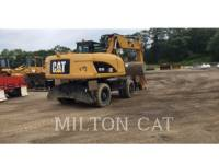 CATERPILLAR ホイール油圧ショベル M318D equipment  photo 4