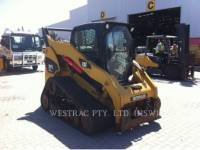 Equipment photo Caterpillar 297C MINIÎNCĂRCĂTOARE RIGIDE MULTIFUNCŢIONALE 1