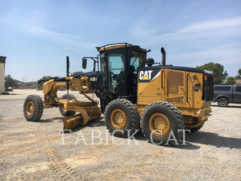 CATERPILLAR NIVELEUSES 140M equipment  photo 3