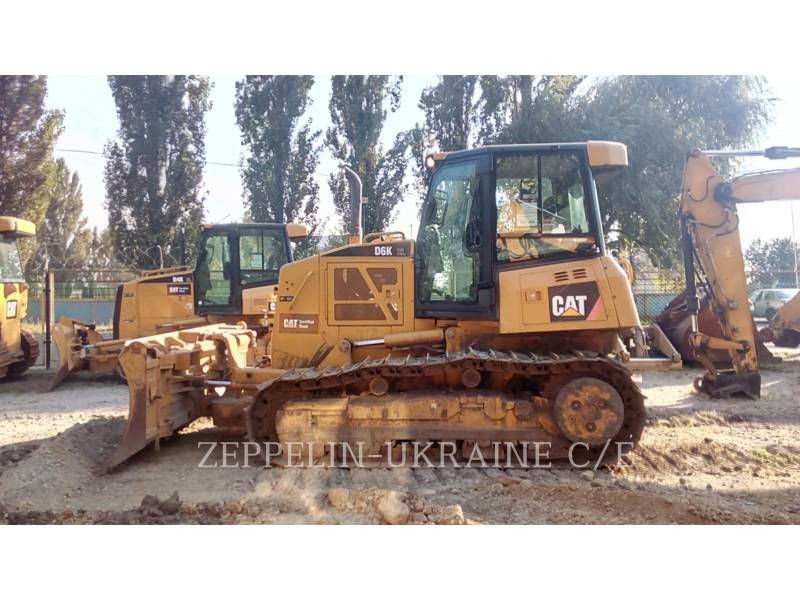 CATERPILLAR TRACTEURS SUR CHAINES D6KXL equipment  photo 7