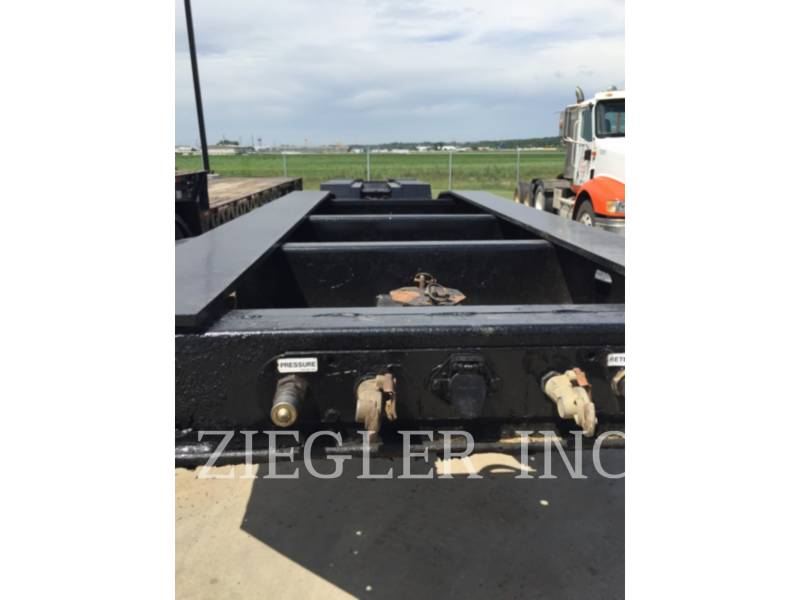TRAILKING TRAILERS TK100HDG equipment  photo 16