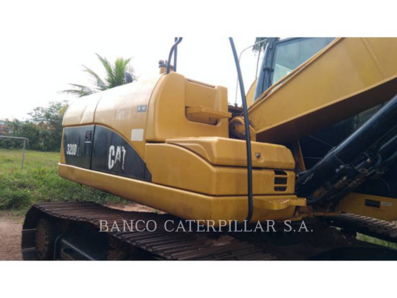 CATERPILLAR KETTEN-HYDRAULIKBAGGER 320DL equipment  photo 6