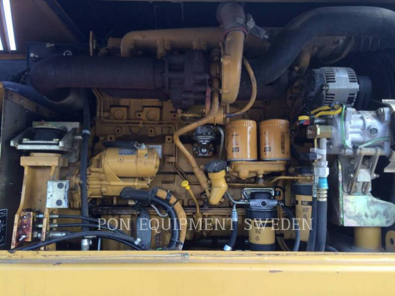 CATERPILLAR EXCAVADORAS DE RUEDAS M318C equipment  photo 3