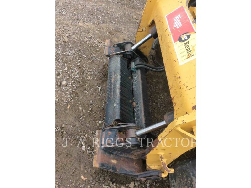 CATERPILLAR SKID STEER LOADERS 289D AH equipment  photo 20