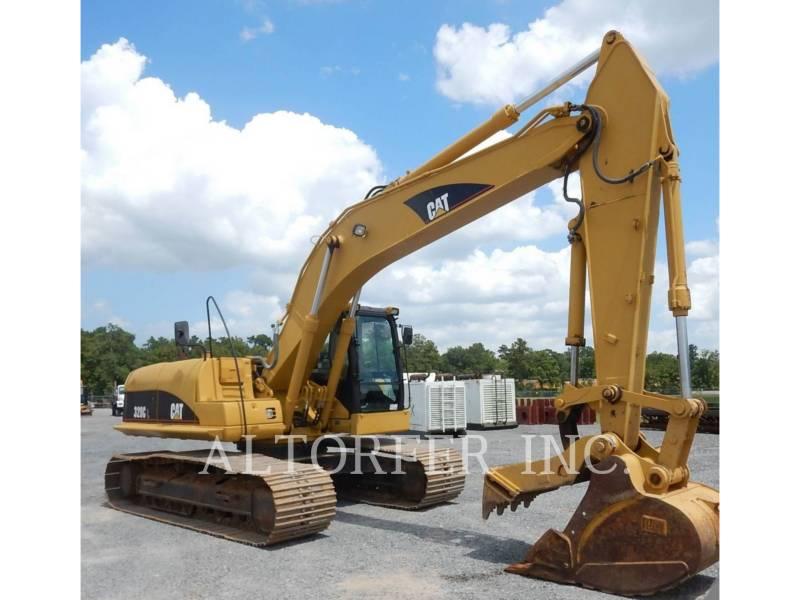 CATERPILLAR TRACK EXCAVATORS 320CL TH equipment  photo 2