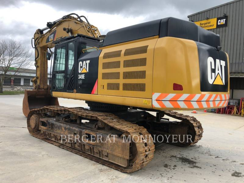 CATERPILLAR EXCAVADORAS DE CADENAS 349E equipment  photo 10