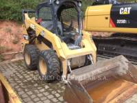 Equipment photo CATERPILLAR 242DLRC PALE COMPATTE SKID STEER 1