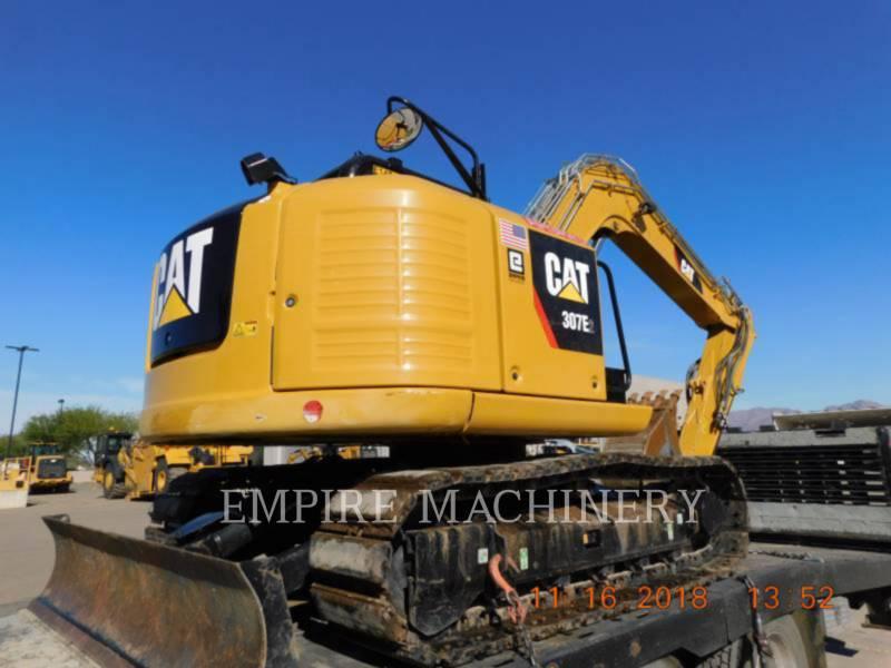 CATERPILLAR KOPARKI GĄSIENICOWE 307E2 equipment  photo 1