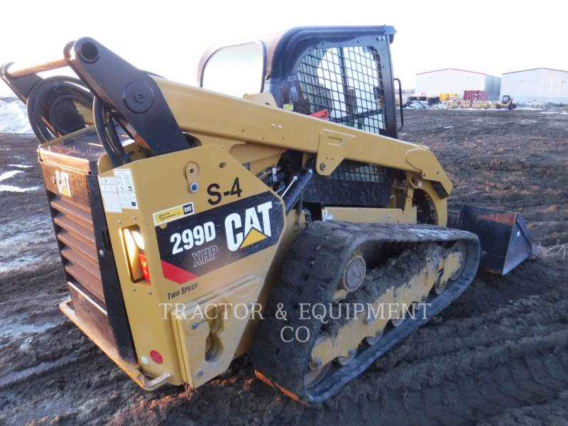 CATERPILLAR SKID STEER LOADERS 299DXHP equipment  photo 5