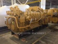 Equipment photo CATERPILLAR G3516 STATIONAIRE GENERATORSETS 1