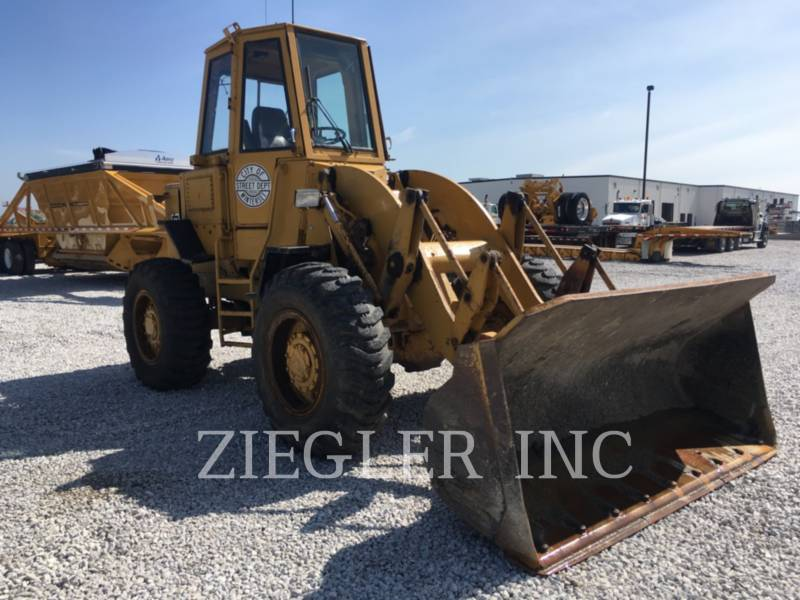 CATERPILLAR WHEEL LOADERS/INTEGRATED TOOLCARRIERS 920 equipment  photo 1