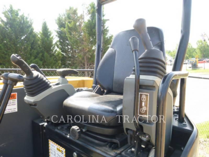 CATERPILLAR TRACK EXCAVATORS 305E2 equipment  photo 3