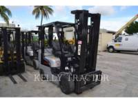 Equipment photo NISSAN FORKLIFTS CF50LP ELEVATOARE CU FURCĂ 1