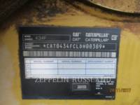 CATERPILLAR KOPARKO-ŁADOWARKI 434F equipment  photo 11