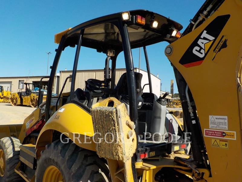 CATERPILLAR RETROEXCAVADORAS CARGADORAS 420F/HAM equipment  photo 8