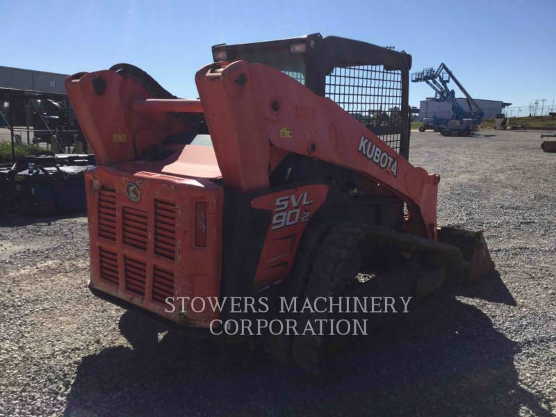 KUBOTA CORPORATION DELTALADER SVL90 equipment  photo 4