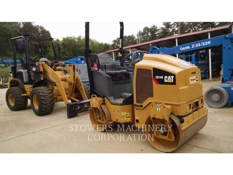 CATERPILLAR COMPACTORS CB14B equipment  photo 4