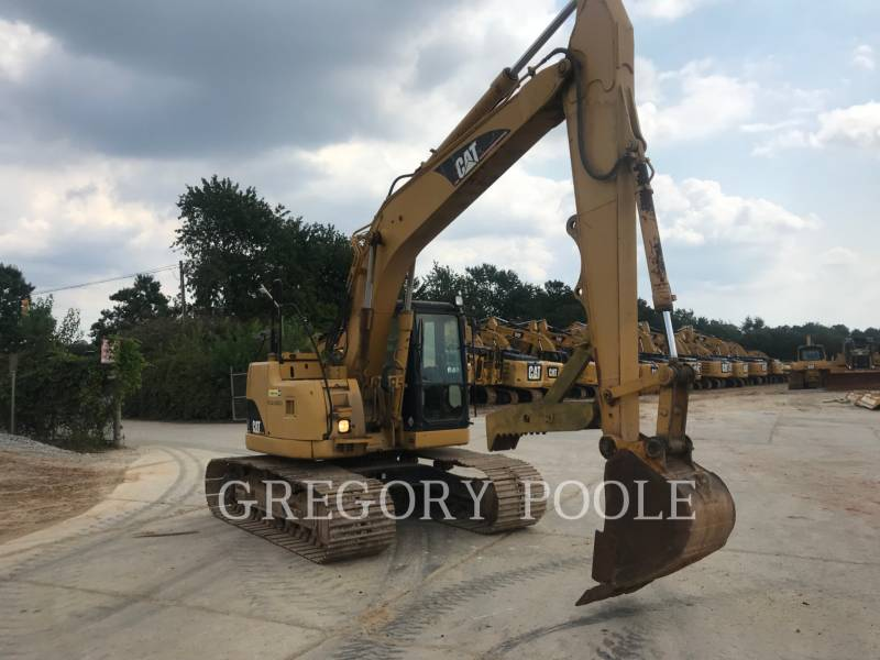 CATERPILLAR KETTEN-HYDRAULIKBAGGER 314C LCR equipment  photo 2