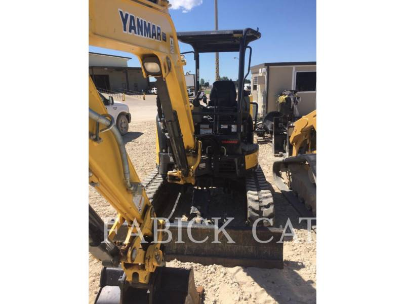 YANMAR TRACK EXCAVATORS VIO35 equipment  photo 4