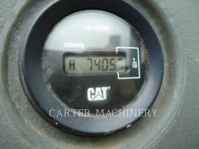CATERPILLAR BAGGERLADER 420D equipment  photo 6