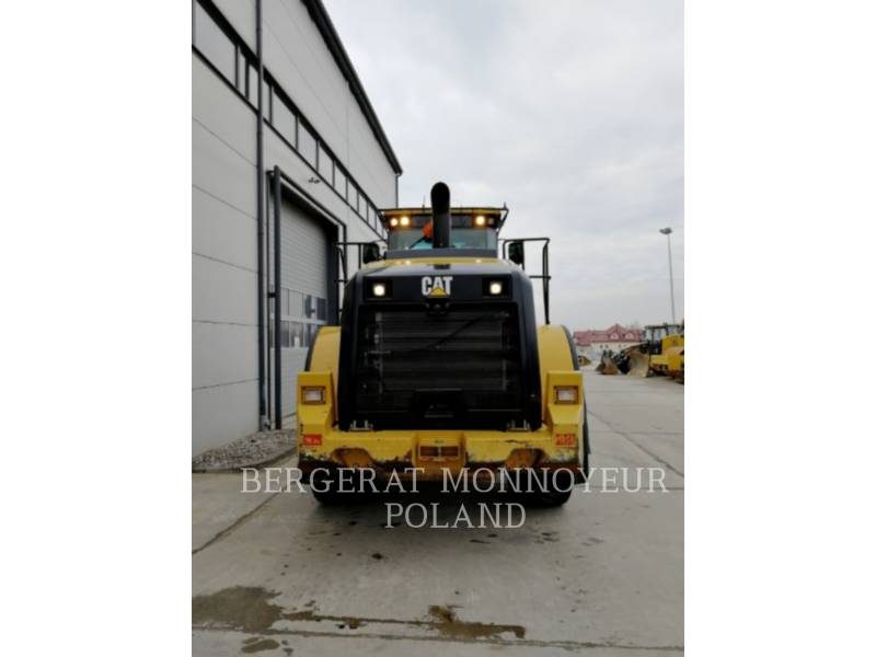 CATERPILLAR CARGADORES DE RUEDAS 962K equipment  photo 4