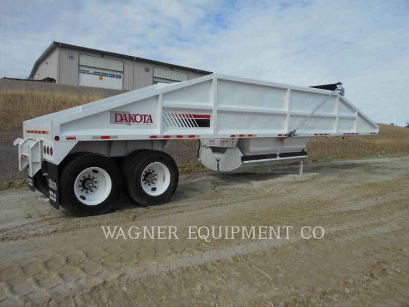 DAKOTA TRAILERS 4002-BDT equipment  photo 3