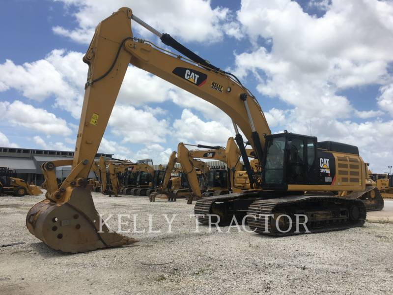CATERPILLAR トラック油圧ショベル 349FL equipment  photo 6