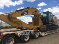 CATERPILLAR TRACK EXCAVATORS 336F L CF equipment  photo 2