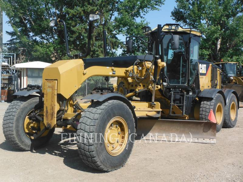 CATERPILLAR MOTOR GRADERS 160MAWD equipment  photo 1