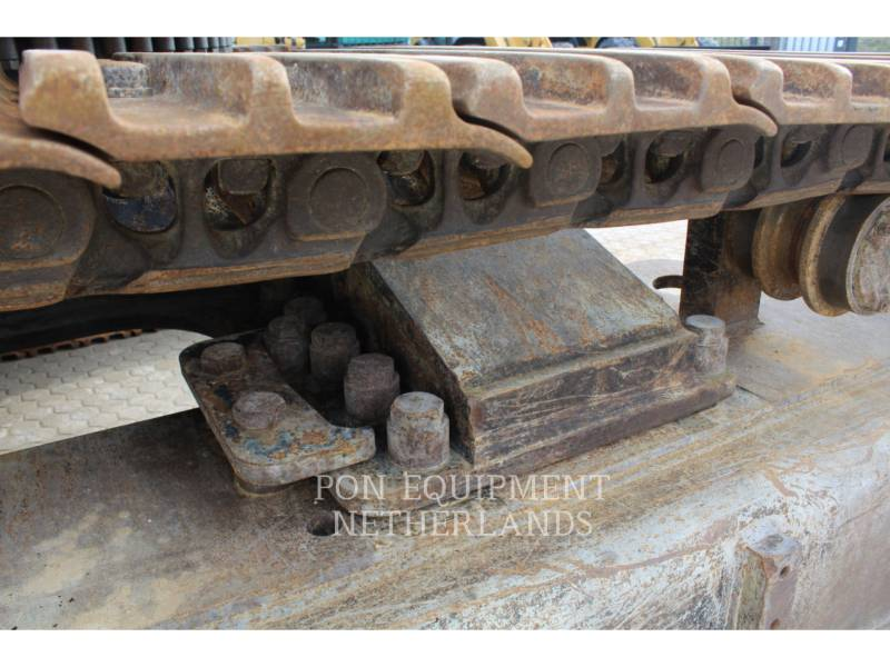 CATERPILLAR KETTEN-HYDRAULIKBAGGER 349 EL VG equipment  photo 20