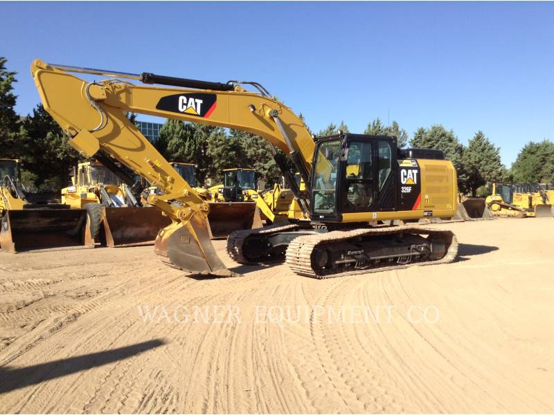 CATERPILLAR トラック油圧ショベル 326FL equipment  photo 1