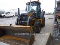 Equipment photo JOHN DEERE 410J バックホーローダ 1