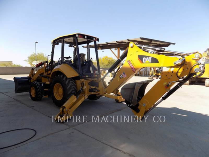 CATERPILLAR BAGGERLADER 420F24EOIP equipment  photo 3