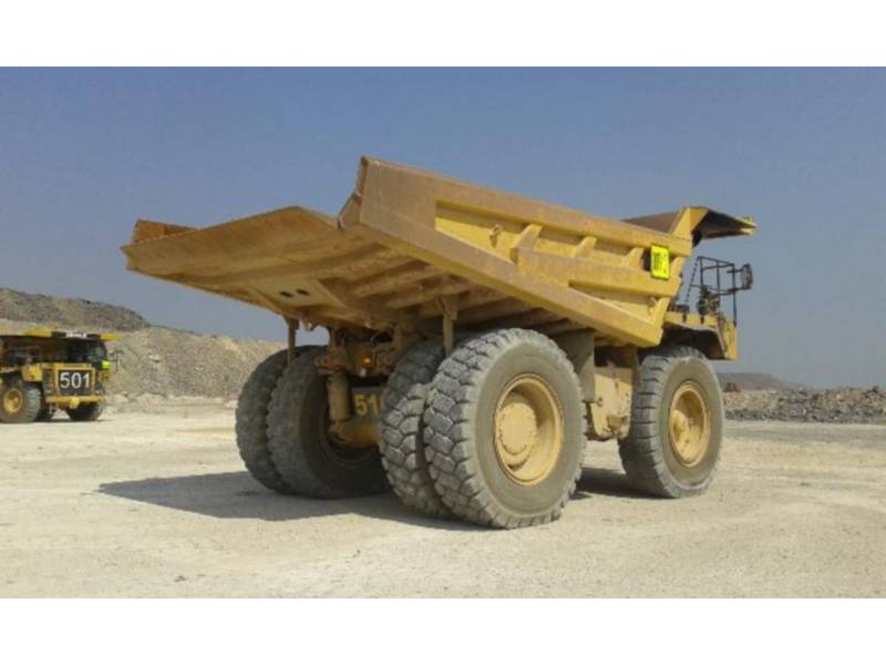 CATERPILLAR MINING OFF HIGHWAY TRUCK 777DLRC equipment  photo 5