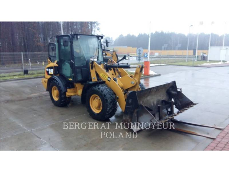 CATERPILLAR WHEEL LOADERS/INTEGRATED TOOLCARRIERS 906 H2 equipment  photo 8