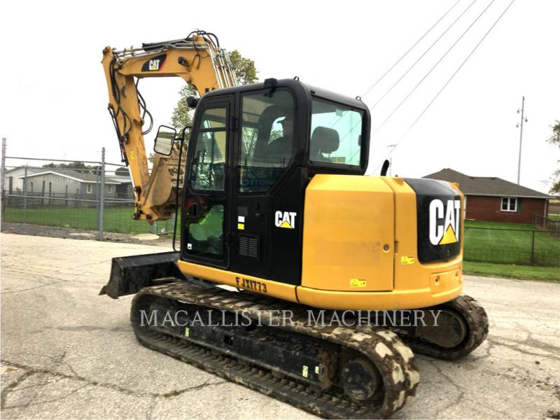 CATERPILLAR PALA PARA MINERÍA / EXCAVADORA 308E2 CR equipment  photo 3