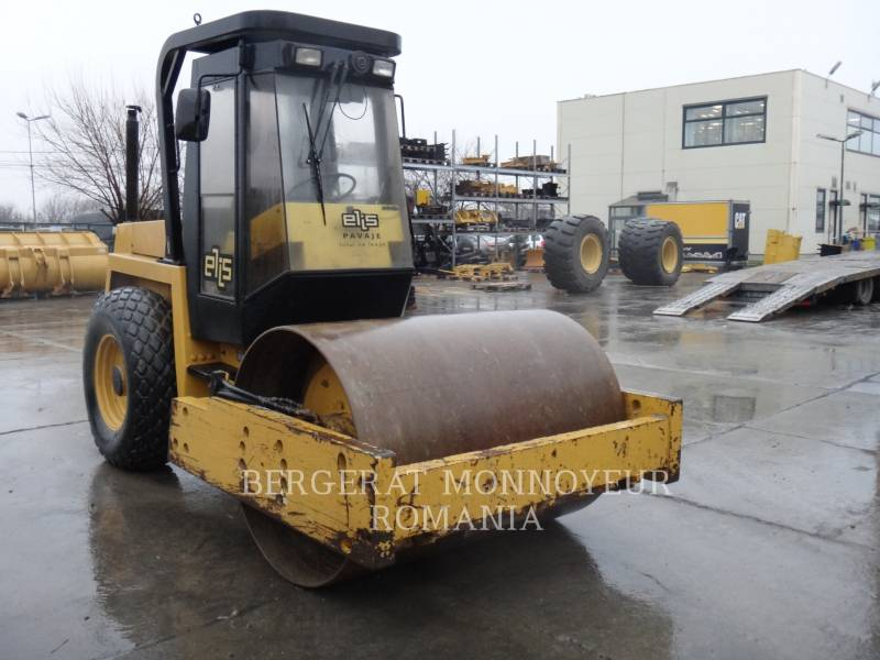 BOMAG  VIBRATORY DRUM COMPACTOR BW 172 DS-2 equipment  photo 3