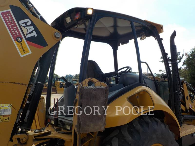 CATERPILLAR BACKHOE LOADERS 430FIT equipment  photo 10