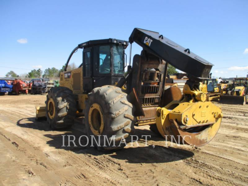 CATERPILLAR FORESTAL - ARRASTRADOR DE TRONCOS 525D equipment  photo 3